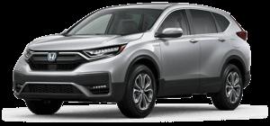 2020 Honda CR-V Hybrid EX-L 4D Sport Utility