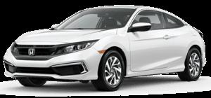 2020 Honda Civic LX 2D Coupe