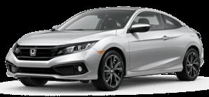 2020 Honda Civic Sport 2D Coupe