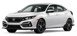 2020 Honda Civic Hatchback 1.5T L4 Sport