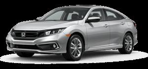 2020 Honda Civic EX-L 4D Sedan