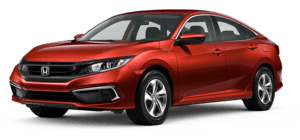 2020 Honda Civic Sedan 2.0 L4 LX CVT