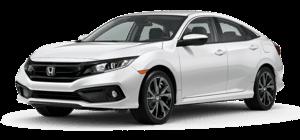 2020 Honda Civic Sport 4D Sedan