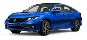 2020 Honda Civic Sedan 2.0 L4 Sport