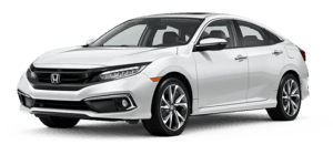 2020 Honda Civic Touring 4D Sedan