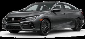 2020 Honda Civic Si 4D Sedan