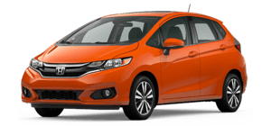 2020 Honda Fit EX 4D Hatchback
