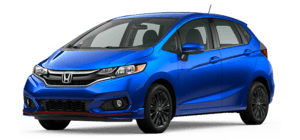 2020 Honda Fit Sport 4D Hatchback