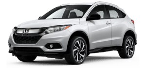 2020 Honda HR-V Sport 4D Sport Utility