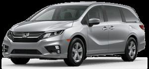2020 Honda Odyssey EX 4D Passenger Van