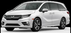 2020 Honda Odyssey Elite 4D Passenger Van