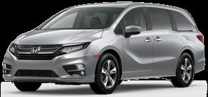 2020 Honda Odyssey Touring 4D Passenger Van