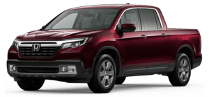 2020 Honda Ridgeline RTL-E 4D Crew Cab
