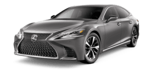 2020 Lexus LS 500 Base 4D Sedan