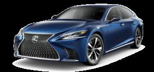 2020 Lexus LS 500  4D Sedan