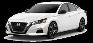 2020 Nissan Altima Sedan Xtronic CVT 2.5 SR