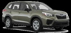 2020 Subaru Forester 4D Sport Utility