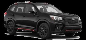 2020 Subaru Forester Sport 4D Sport Utility