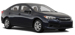 2020 Subaru Impreza 4D Sedan