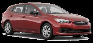 2020 Subaru Impreza 4D Hatchback