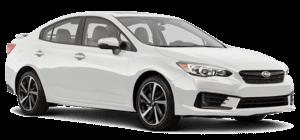 2020 Subaru Impreza Sport 4D Sedan