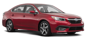 2020 Subaru Legacy Limited 4D Sedan