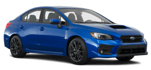 2020 Subaru WRX Limited 4D Sedan