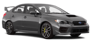 2020 Subaru WRX STi 4D Sedan