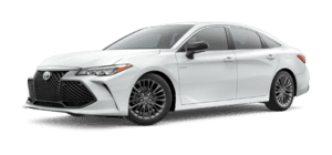 New 2020 Toyota Avalon Hybrid