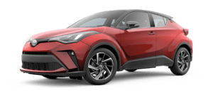 2020 Toyota C-HR Limited 4D Sport Utility