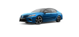 2020 Toyota Camry XSE 4D Sedan