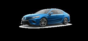 2020 Toyota Camry Hybrid SE 4D Sedan