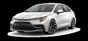 2020 Toyota Corolla SE 4D Sedan