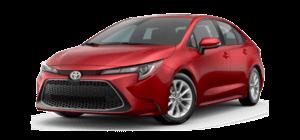 2020 Toyota Corolla XLE 4D Sedan
