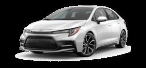 2020 Toyota Corolla XSE 4D Sedan