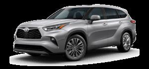 2020 Toyota Highlander Platinum 4D Sport Utility