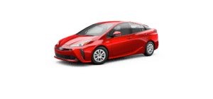 2020 Toyota Prius LE 5D Hatchback
