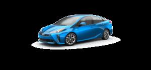 2020 Toyota Prius XLE 5D Hatchback