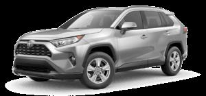 2020 Toyota RAV4 XLE 4D Sport Utility