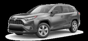 2020 Toyota RAV4 Hybrid LE 4D Sport Utility