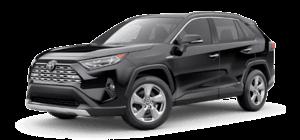 2020 Toyota RAV4 Hybrid Limited 4D Sport Utility