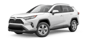 2020 Toyota RAV4 Hybrid XLE 4D Sport Utility