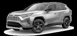2020 Toyota RAV4 Hybrid XSE 4D Sport Utility