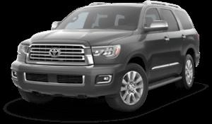2020 Toyota Sequoia Platinum 4D Sport Utility