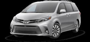 2020 Toyota Sienna 7 Passenger Limited