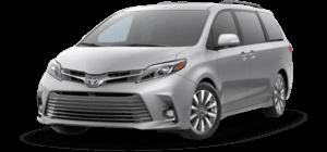 2020 Toyota Sienna Limited Premium FWD 7-Passenger