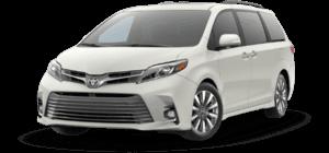 2020 Toyota Sienna 7 Passenger Limited Premium