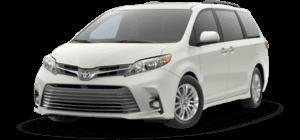 2020 Toyota Sienna XLE 4D Passenger Van