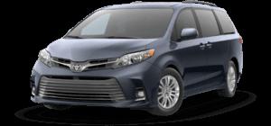 2020 Toyota Sienna 8 Passenger XLE