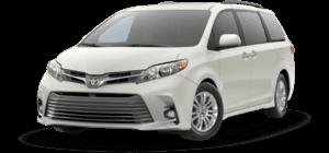 2020 Toyota Sienna XLE Premium 4D Passenger Van